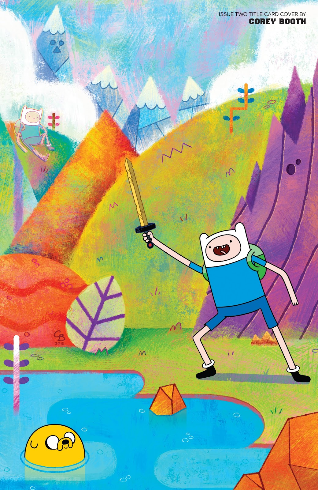 Read online Adventure Time: Beginning of the End comic -  Issue # _TPB - 103