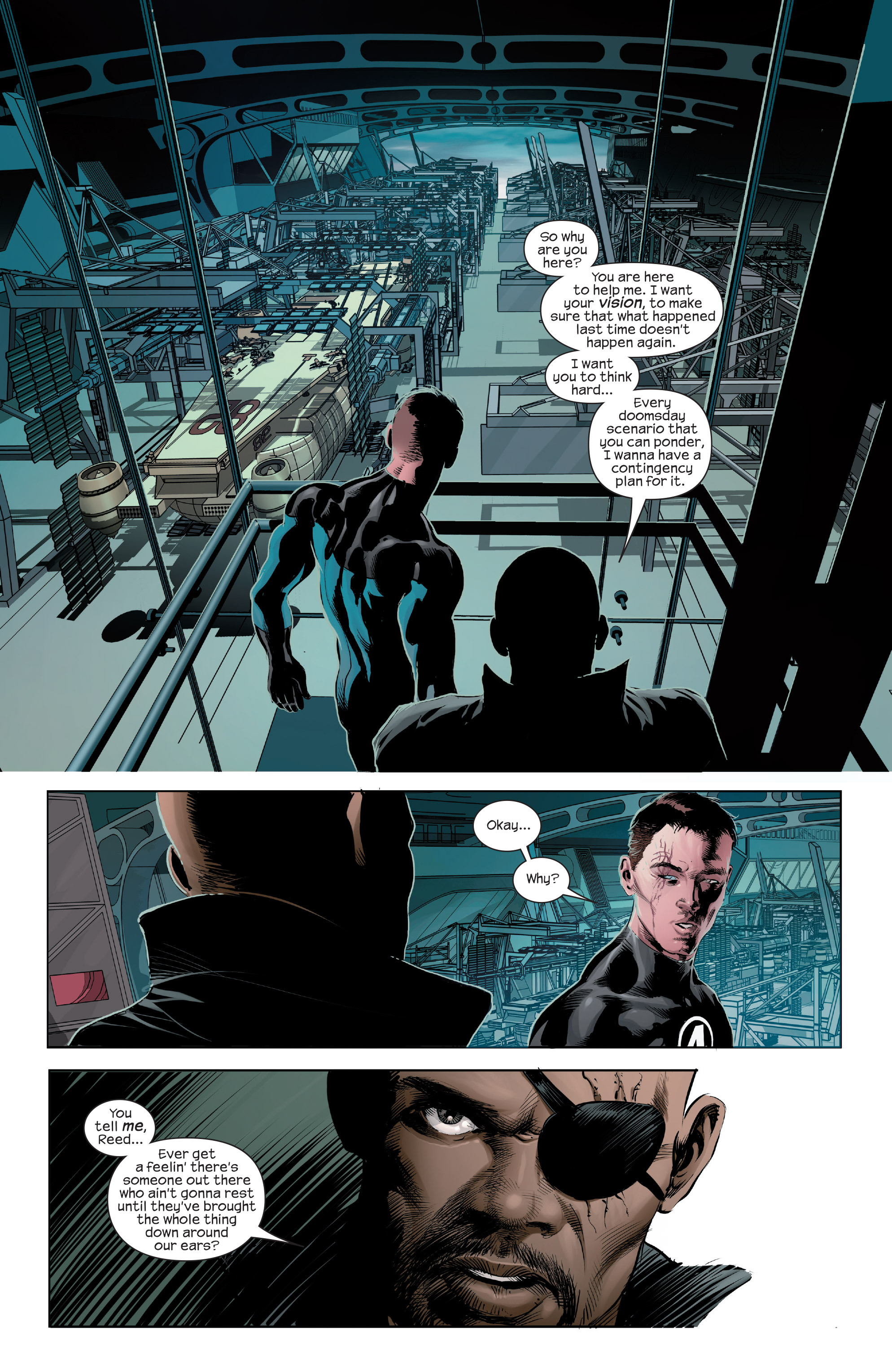 Read online Avengers (2013) comic -  Issue #41 - 7