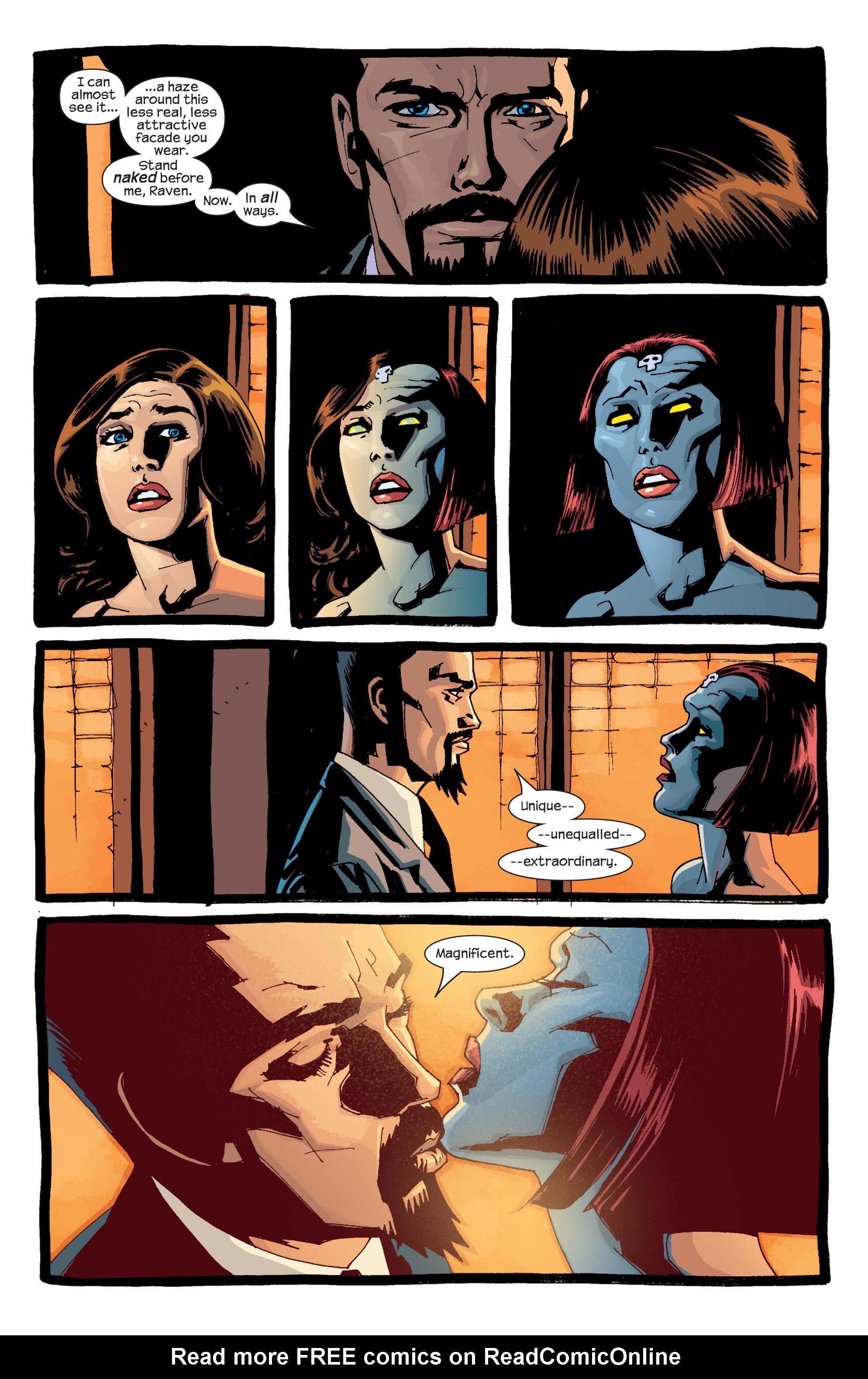 Read online Uncanny X-Men (1963) comic -  Issue #428 - 18