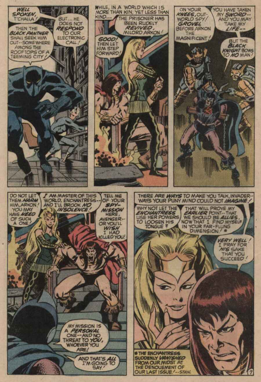 The Avengers (1963) 84 Page 7