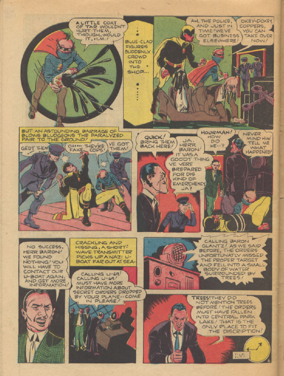 Read online Adventure Comics (1938) comic -  Issue #81 - 63