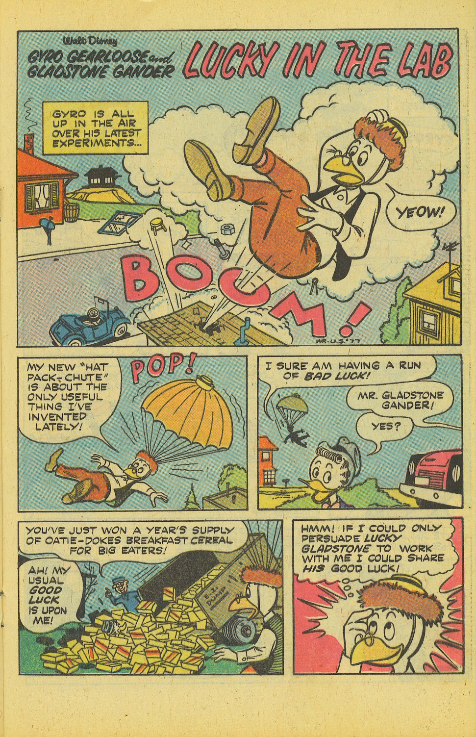 Read online Uncle Scrooge (1953) comic -  Issue #158 - 21