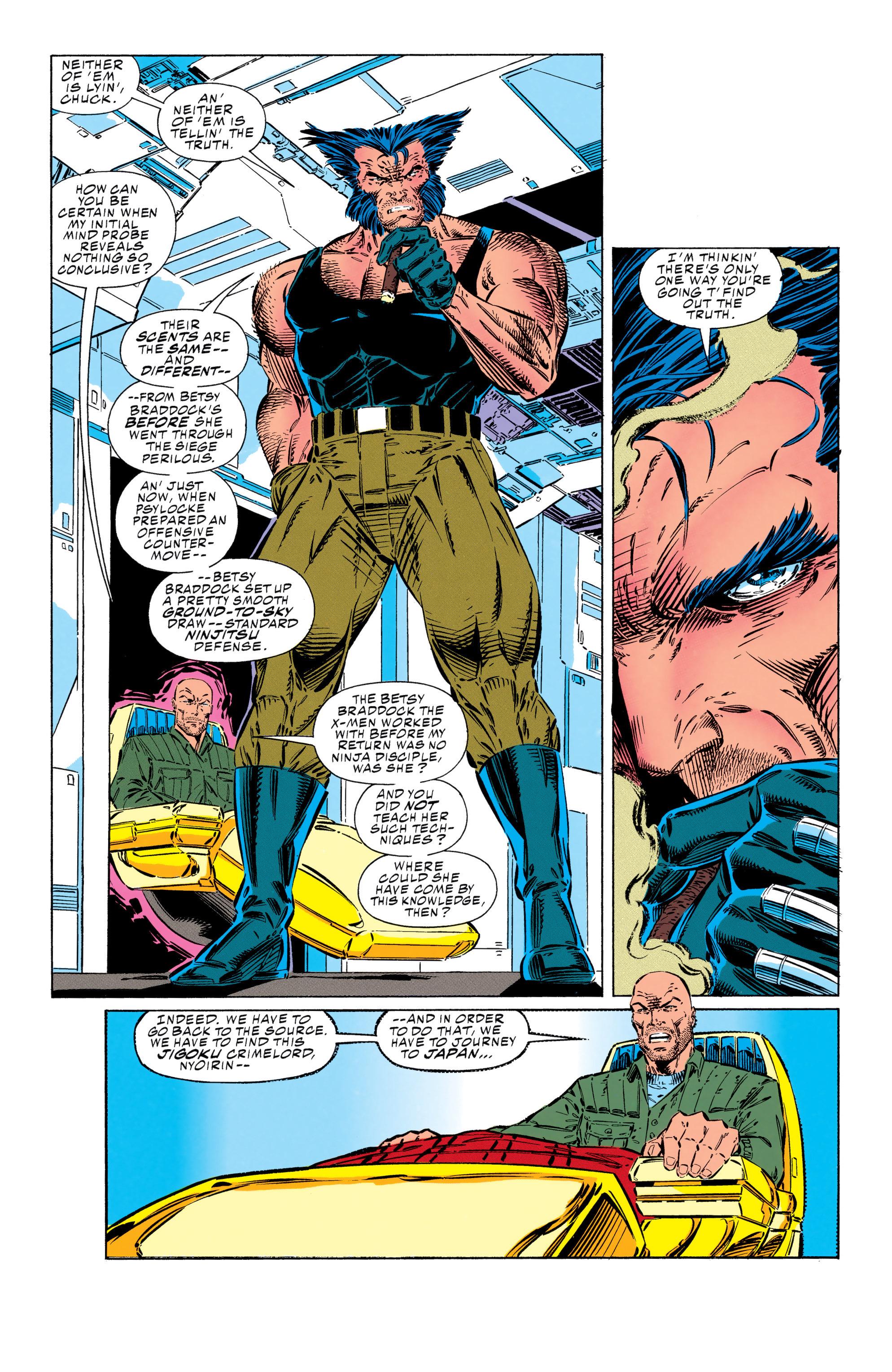 X-Men (1991) 21 Page 5