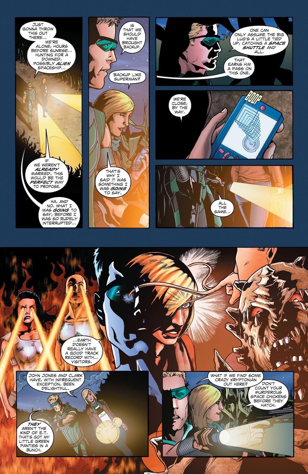 Read online Smallville Season 11 [II] comic -  Issue # TPB 1 - 72