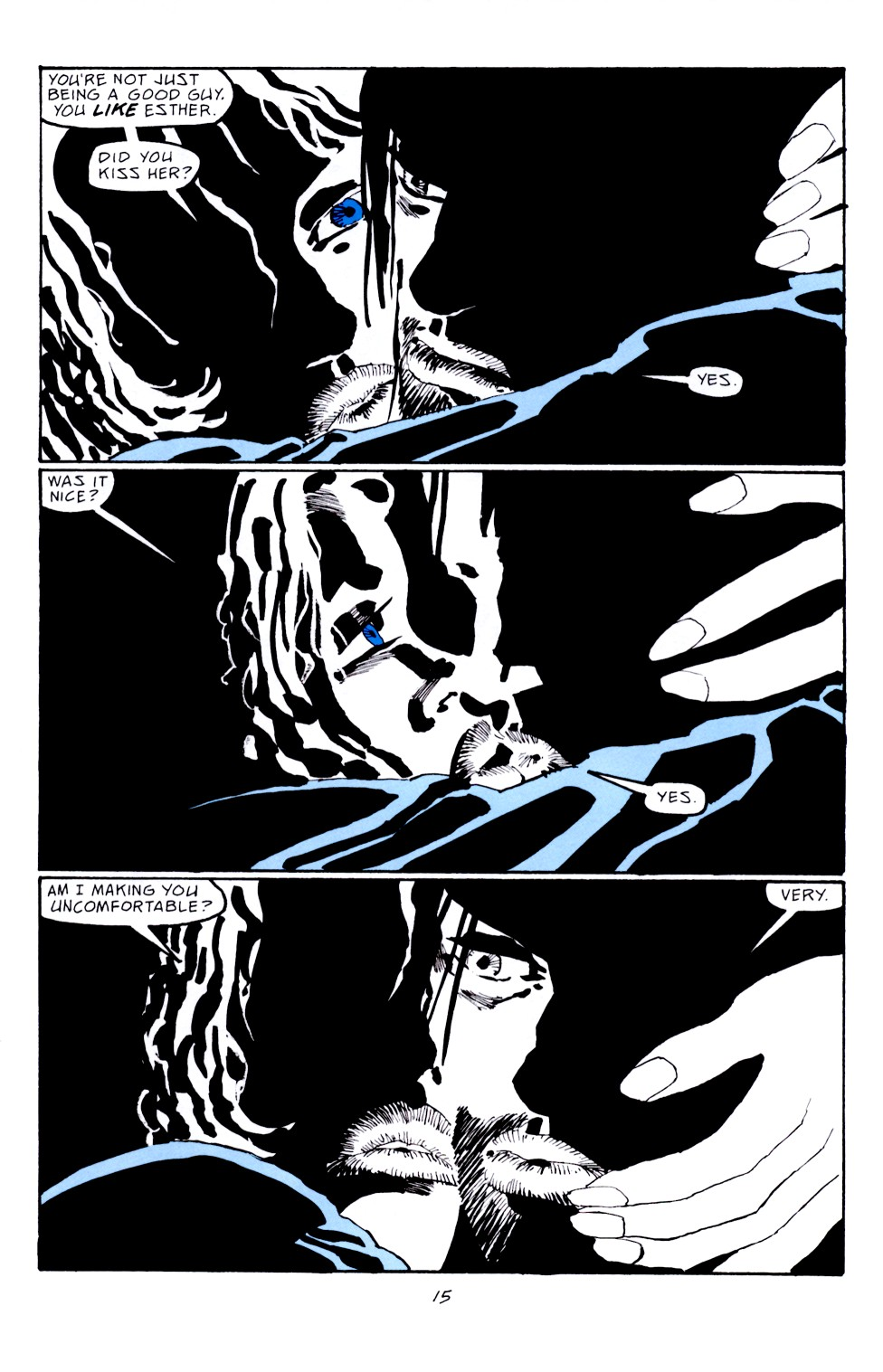 Read online Sin City: Hell and Back comic -  Issue #4 - 16