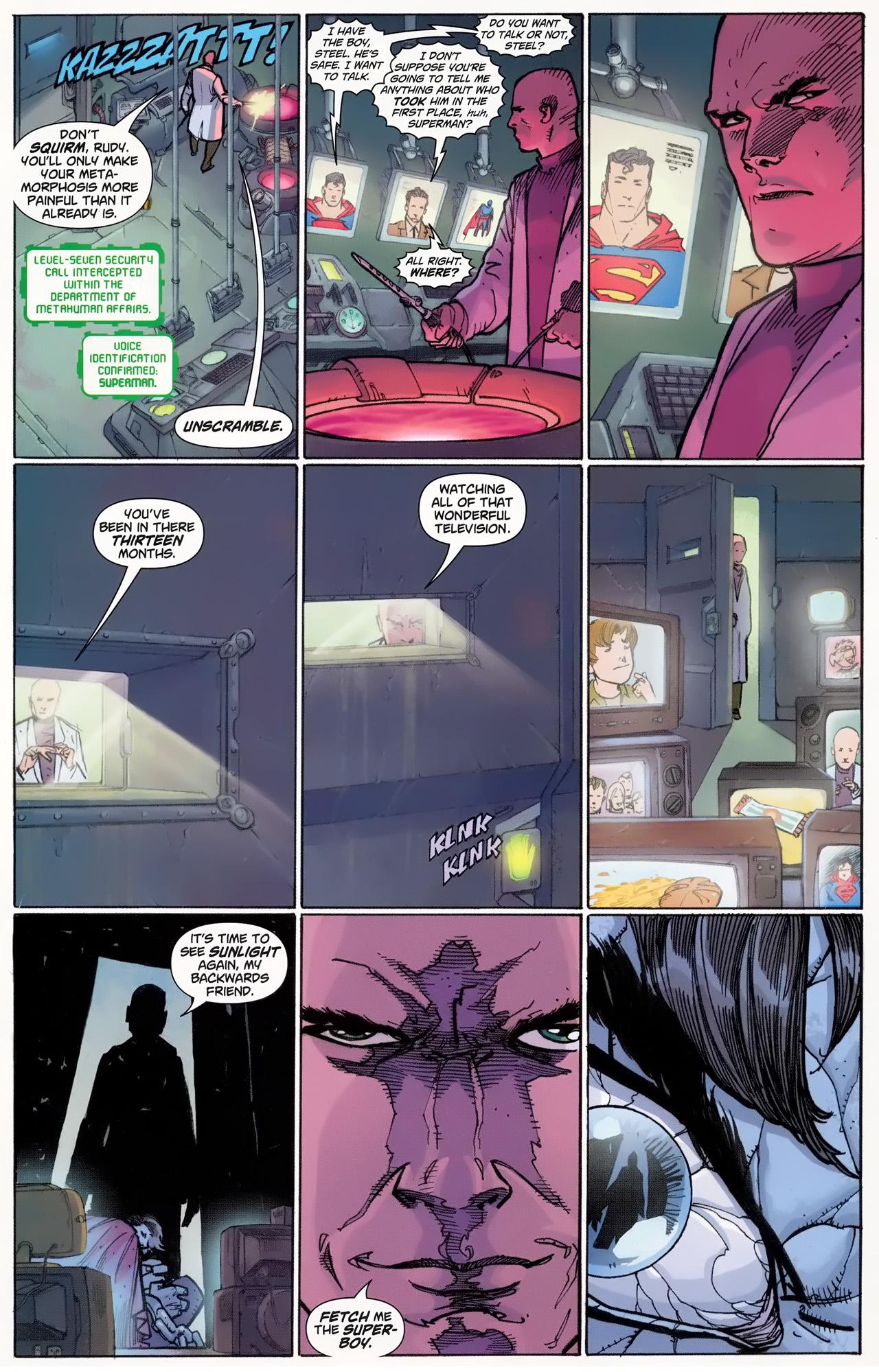 Action Comics (1938) 845 Page 6