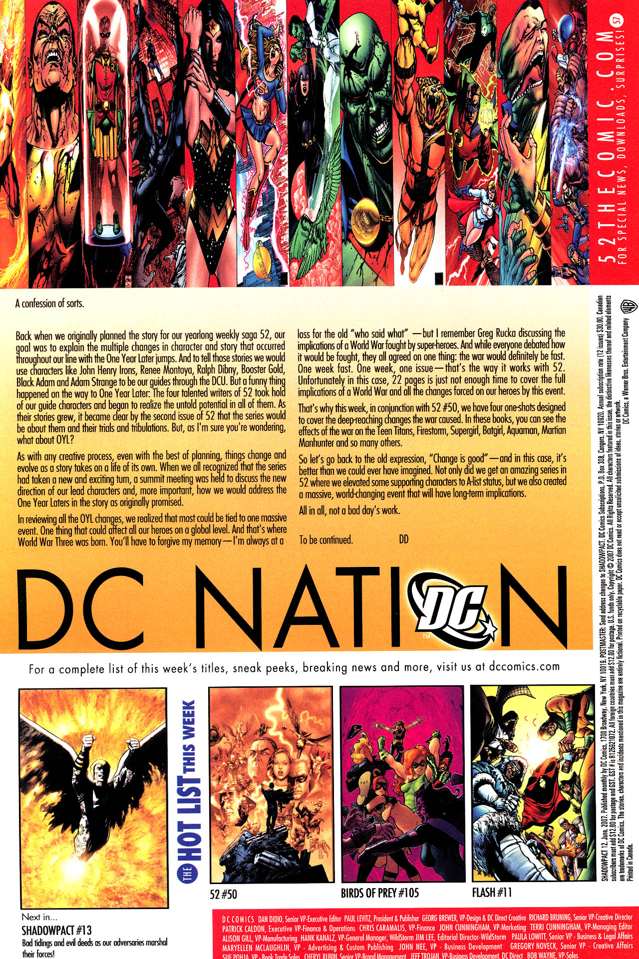 Read online Shadowpact comic -  Issue #12 - 24