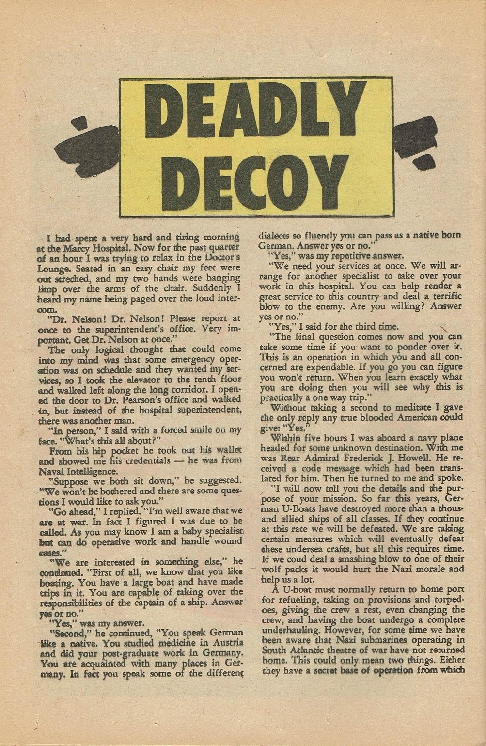 Read online Fightin' Navy comic -  Issue #95 - 24