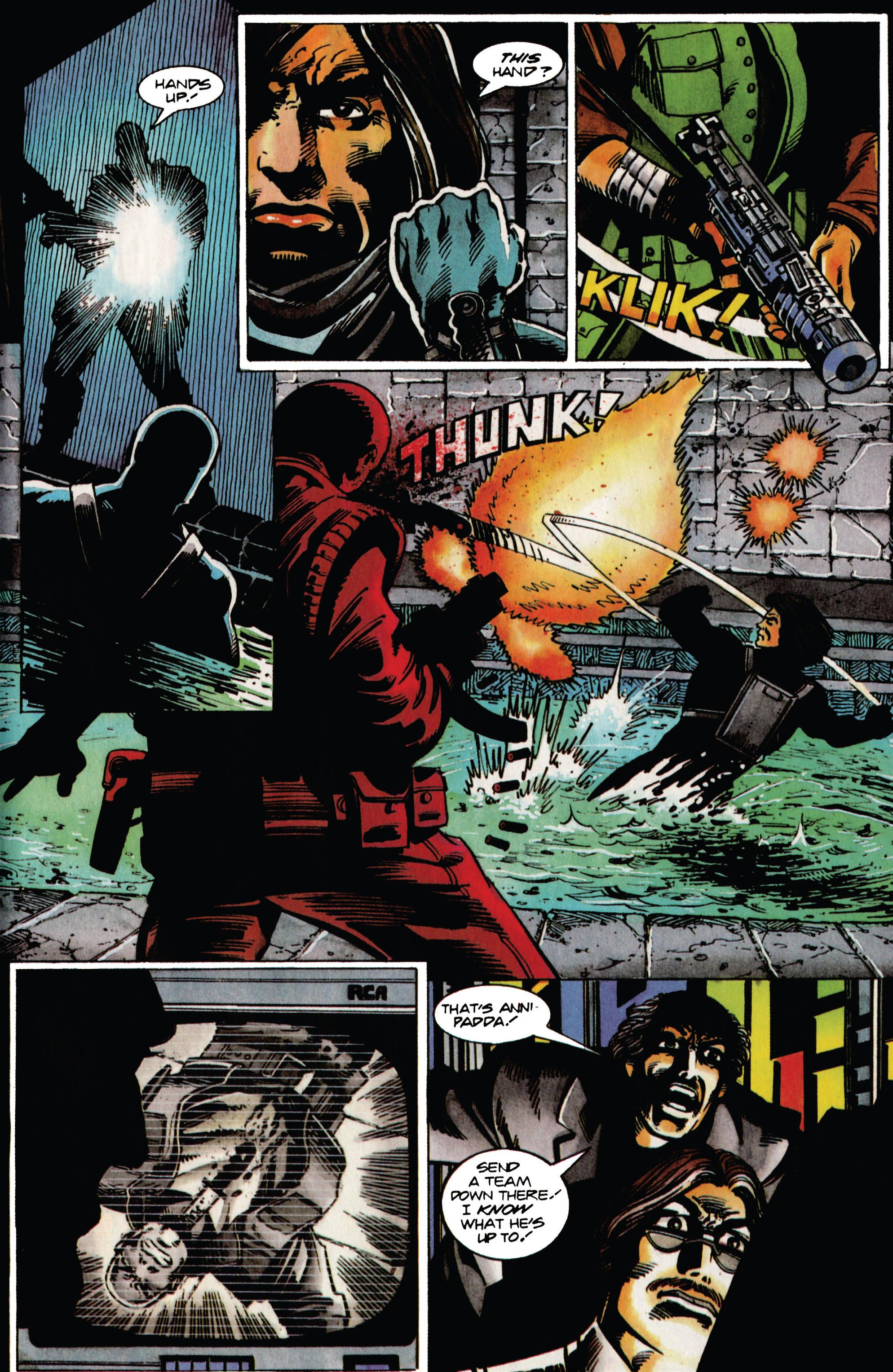 Read online Eternal Warrior (1992) comic -  Issue #31 - 13