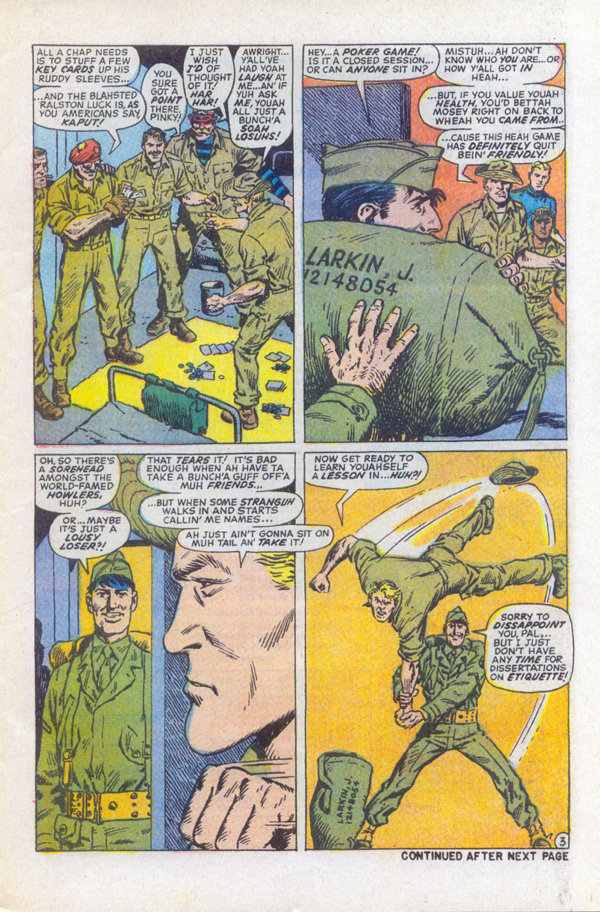 Read online Sgt. Fury comic -  Issue #63 - 5