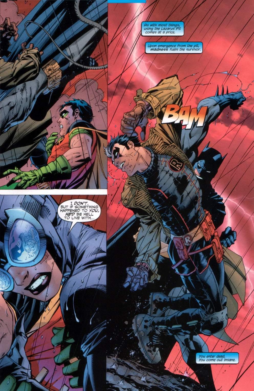Read online Batman: Hush comic -  Issue #11 - 4
