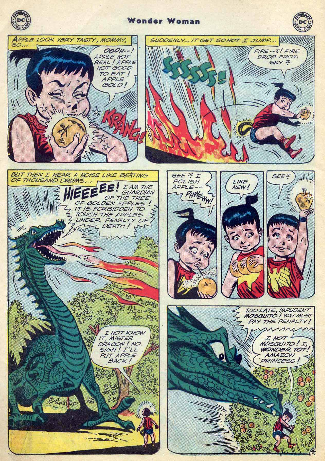 Read online Wonder Woman (1942) comic -  Issue #126 - 6