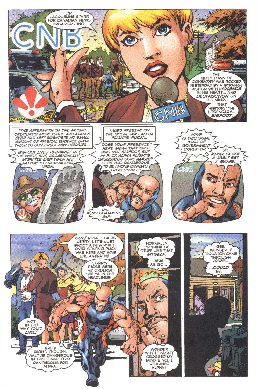 Read online Alpha Flight (1997) comic -  Issue #6 - 18