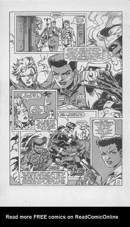 Femforce Issue #94 #94 - English 10