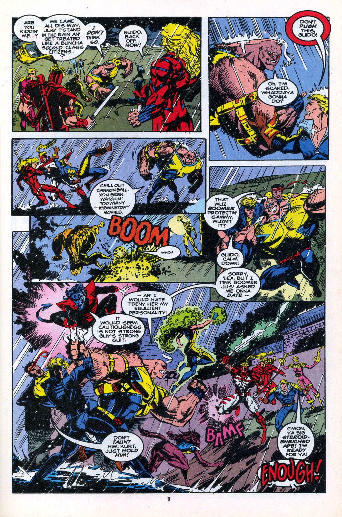 Read online X-Factor (1986) comic -  Issue #106 - 6