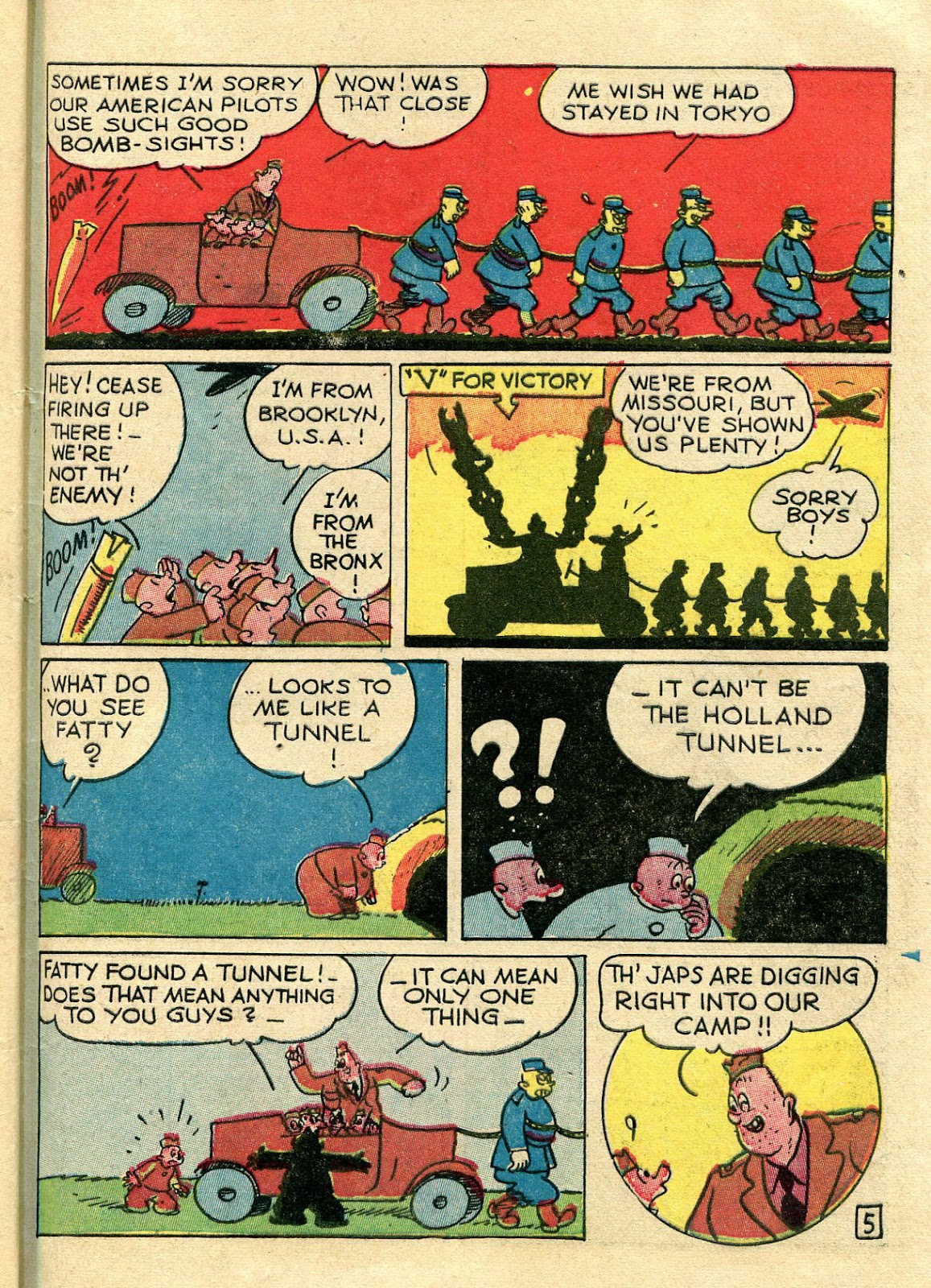 Green Hornet Comics issue 11 - Page 40
