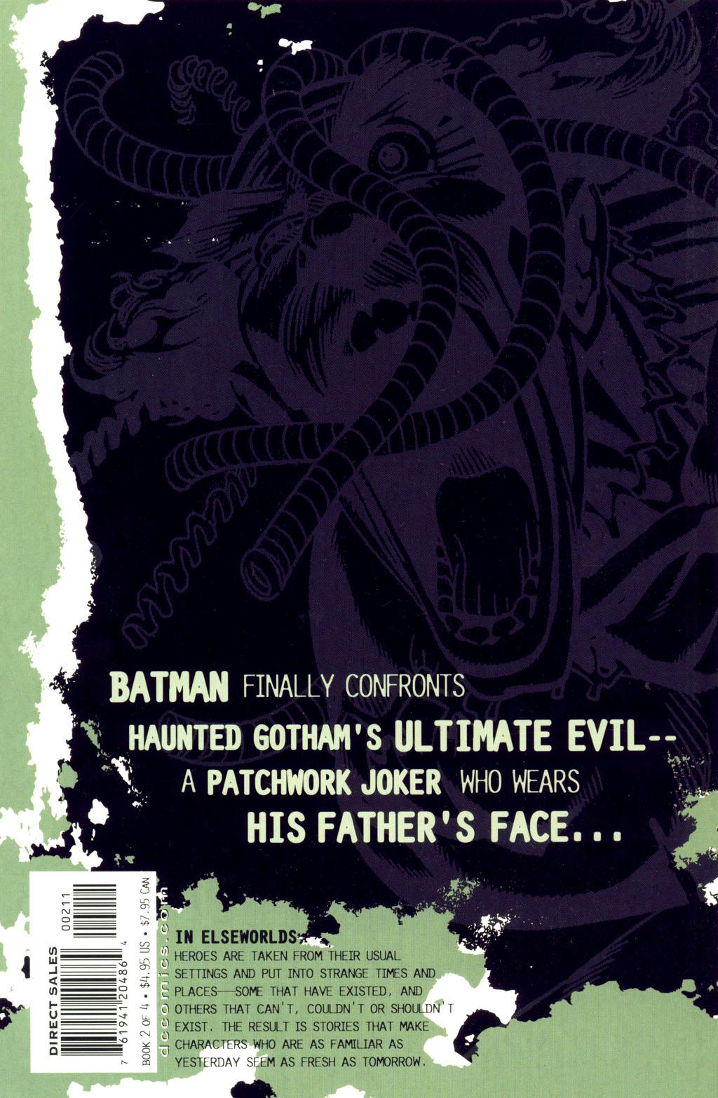 Read online Batman: Haunted Gotham comic -  Issue #2 - 52