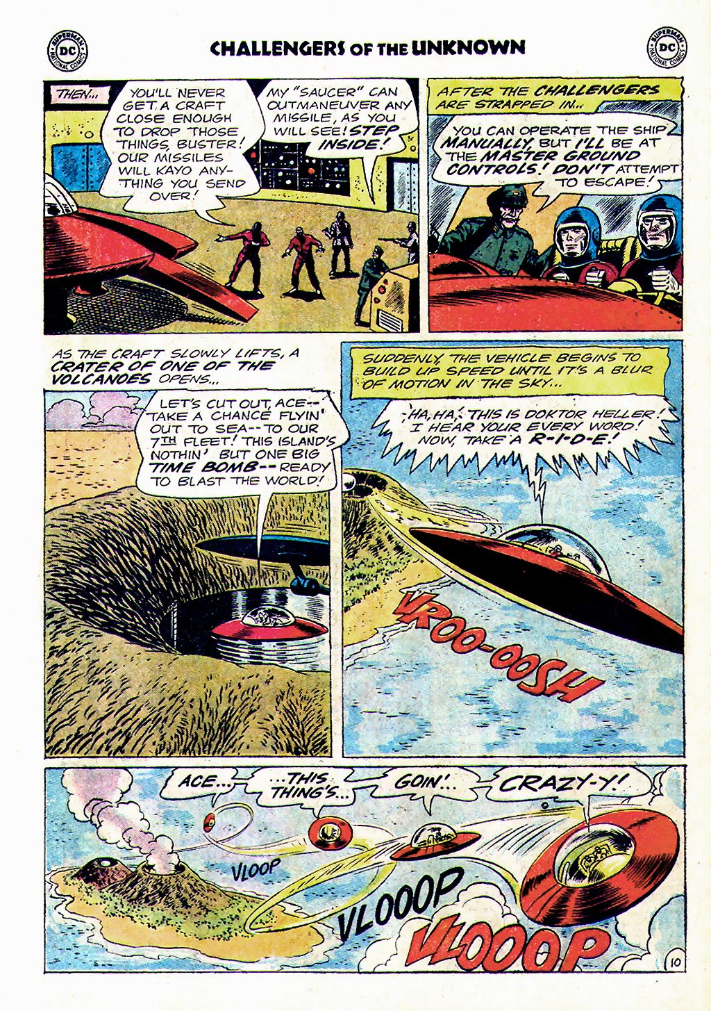 Challengers of the Unknown (1958) issue 38 - Page 30