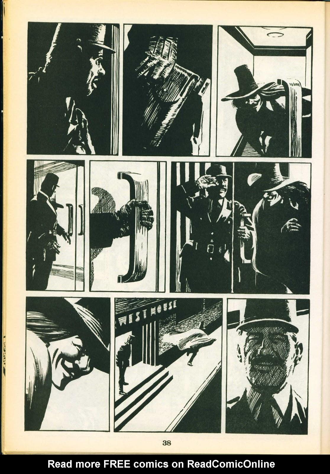 Warrior Issue #20 #21 - English 38