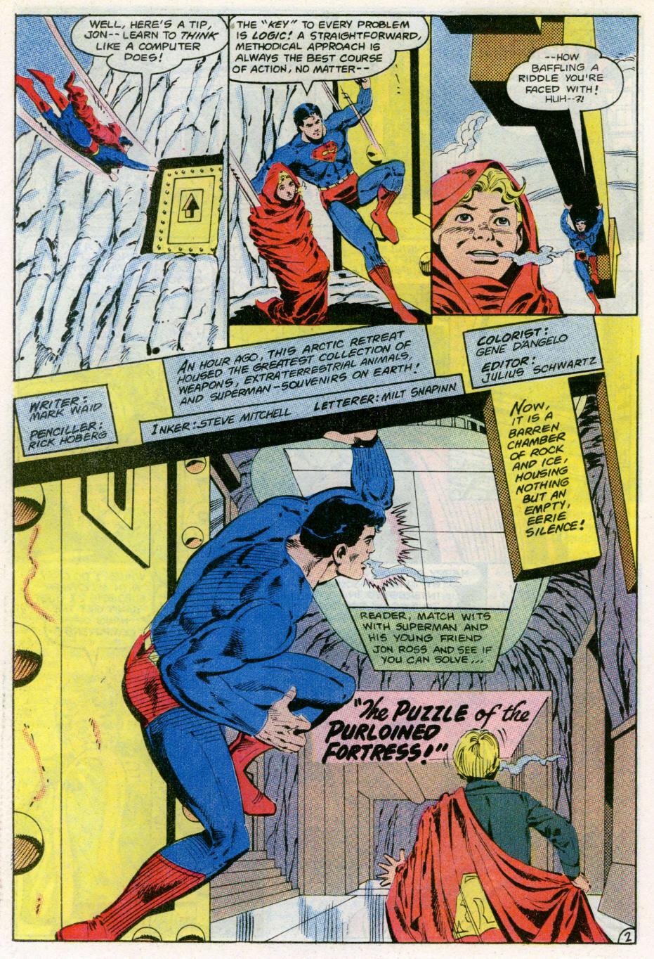 Action Comics (1938) 572 Page 19