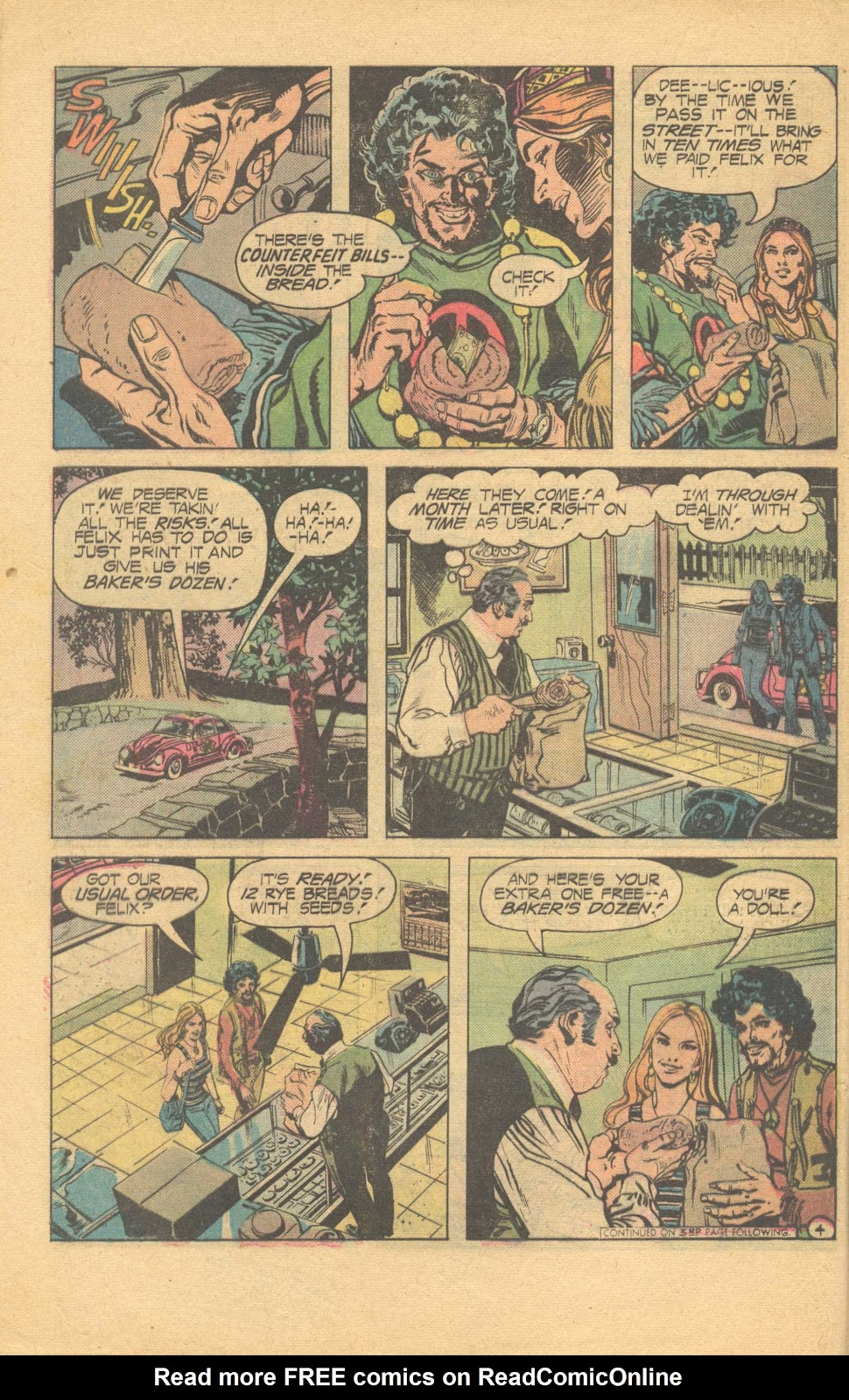 Weird Mystery Tales issue 20 - Page 23