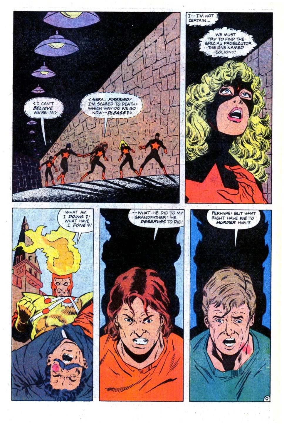 Firestorm, the Nuclear Man issue 73 - Page 10