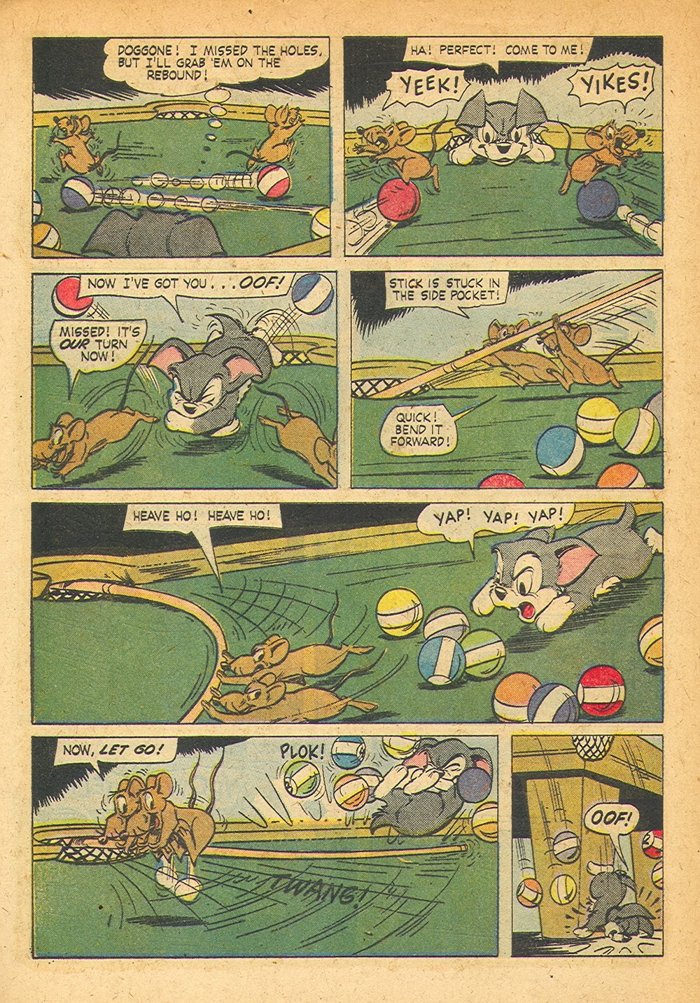 Four Color Comics issue 1204 - Page 32