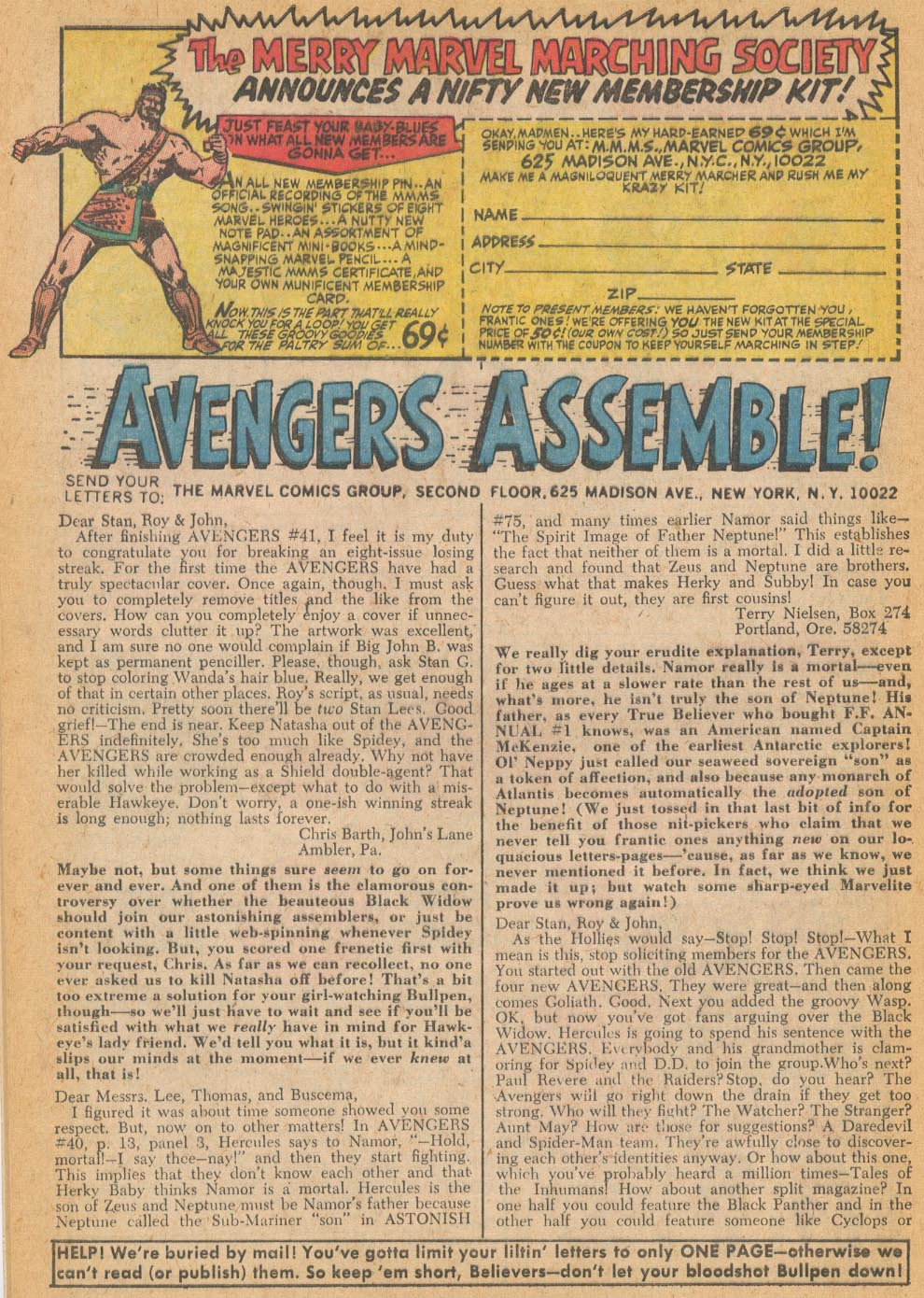 The Avengers (1963) 44 Page 31