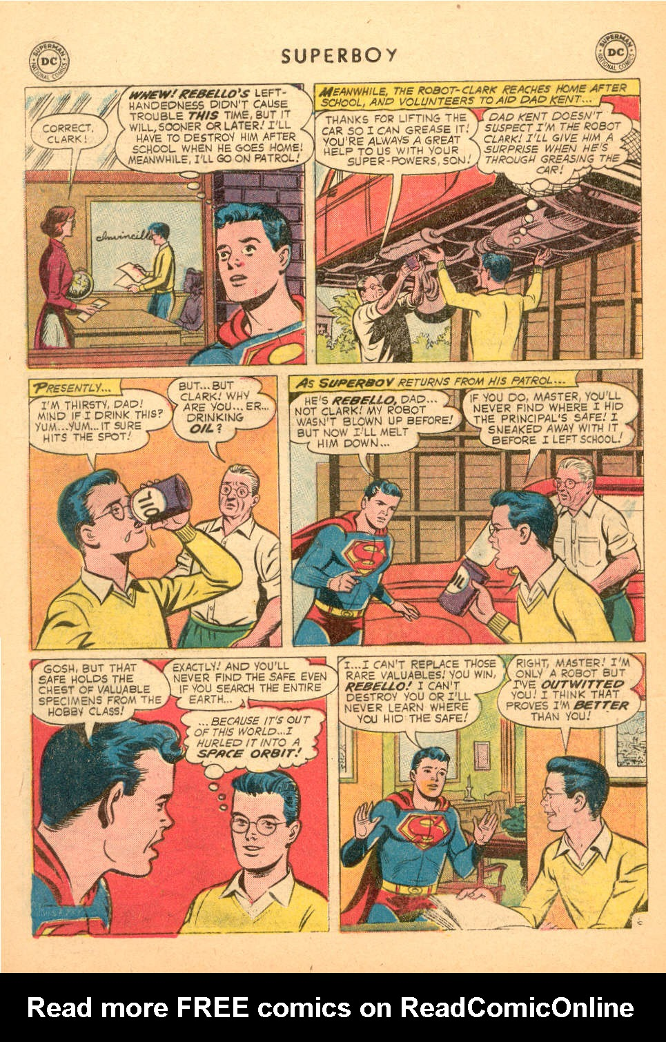 Superboy (1949) issue 72 - Page 7