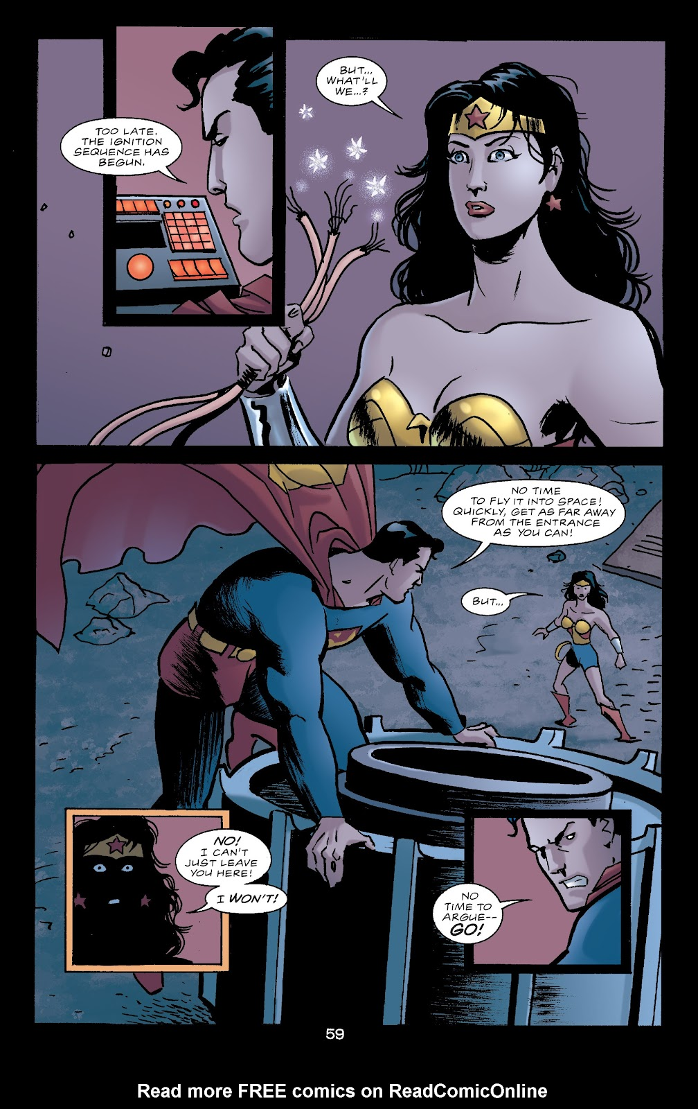 Batman/Superman/Wonder Woman: Trinity issue 1 - Page 54