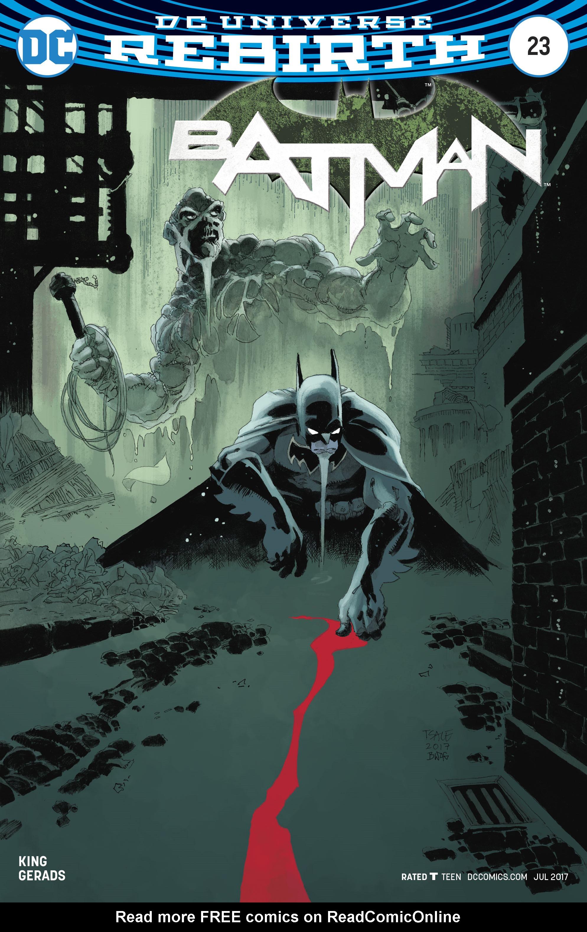 Read online Batman (2016) comic -  Issue #23 - 3