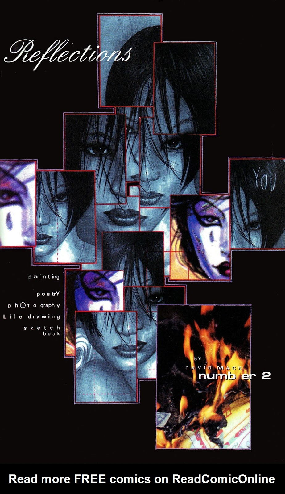 Read online Kabuki: Reflections comic -  Issue #2 - 3