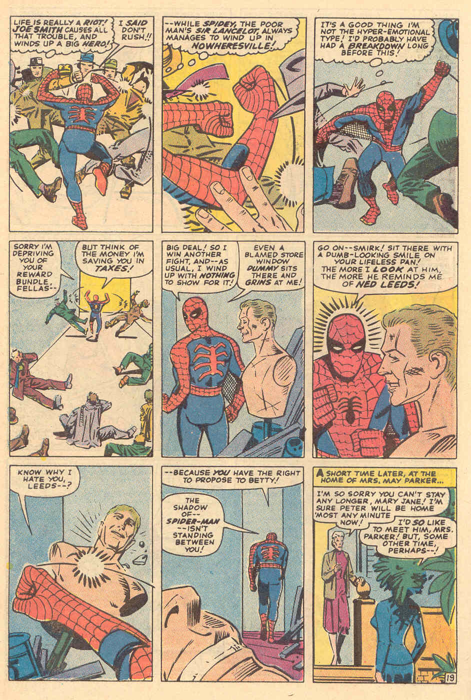 The Amazing Spider-Man (1963) _Annual_7 Page 49