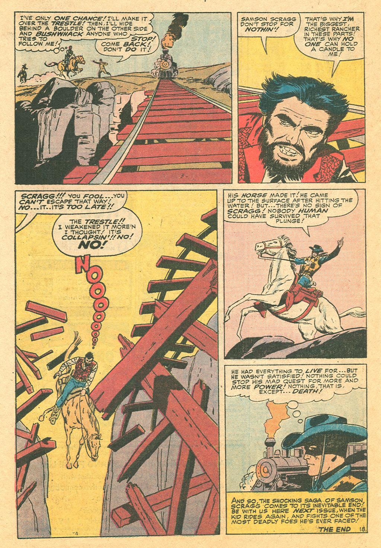 Read online Two-Gun Kid comic -  Issue #110 - 28