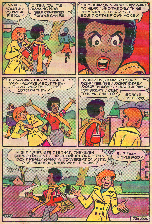 Read online She's Josie comic -  Issue #87 - 33