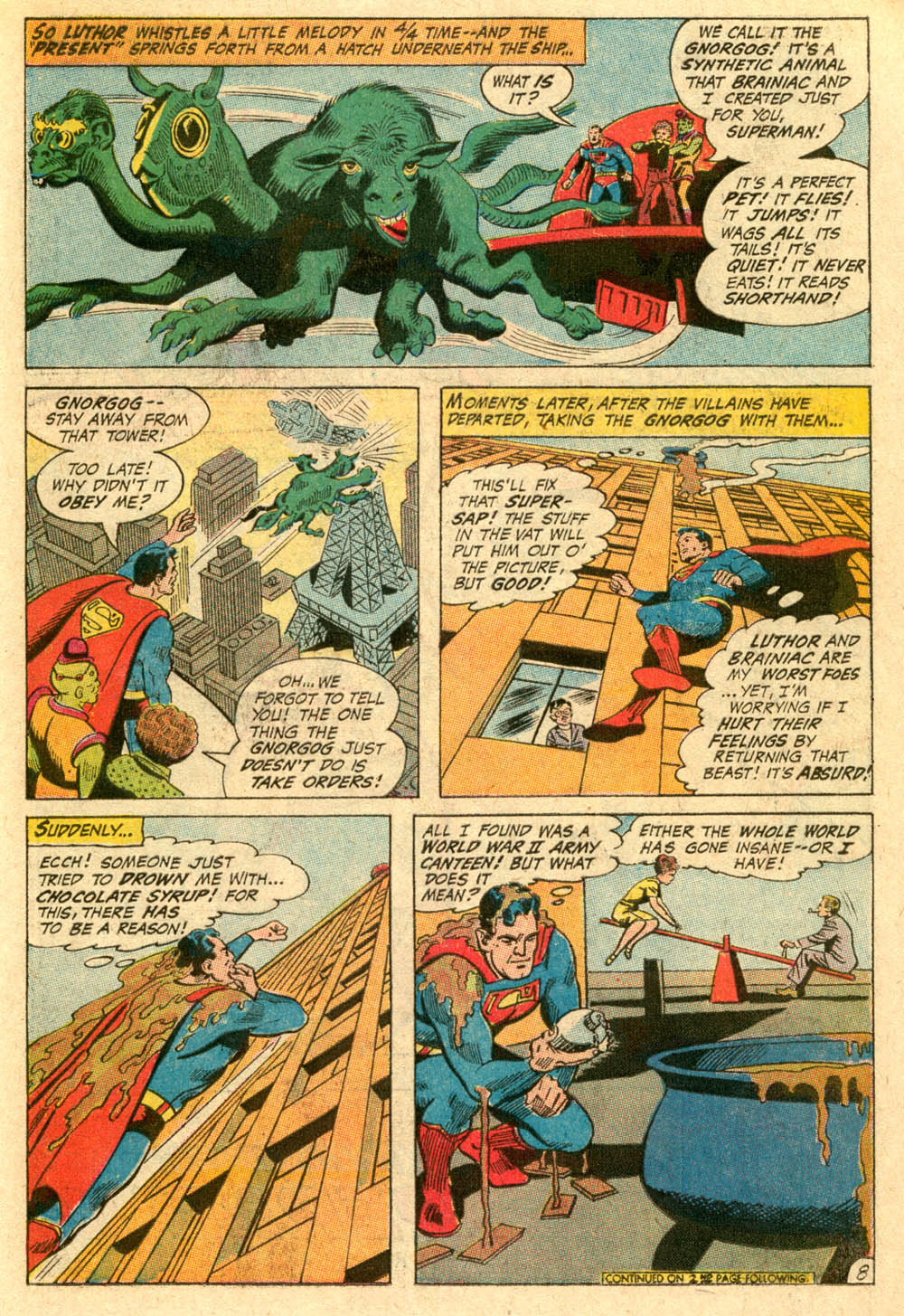 Read online Action Comics (1938) comic -  Issue #388 - 11