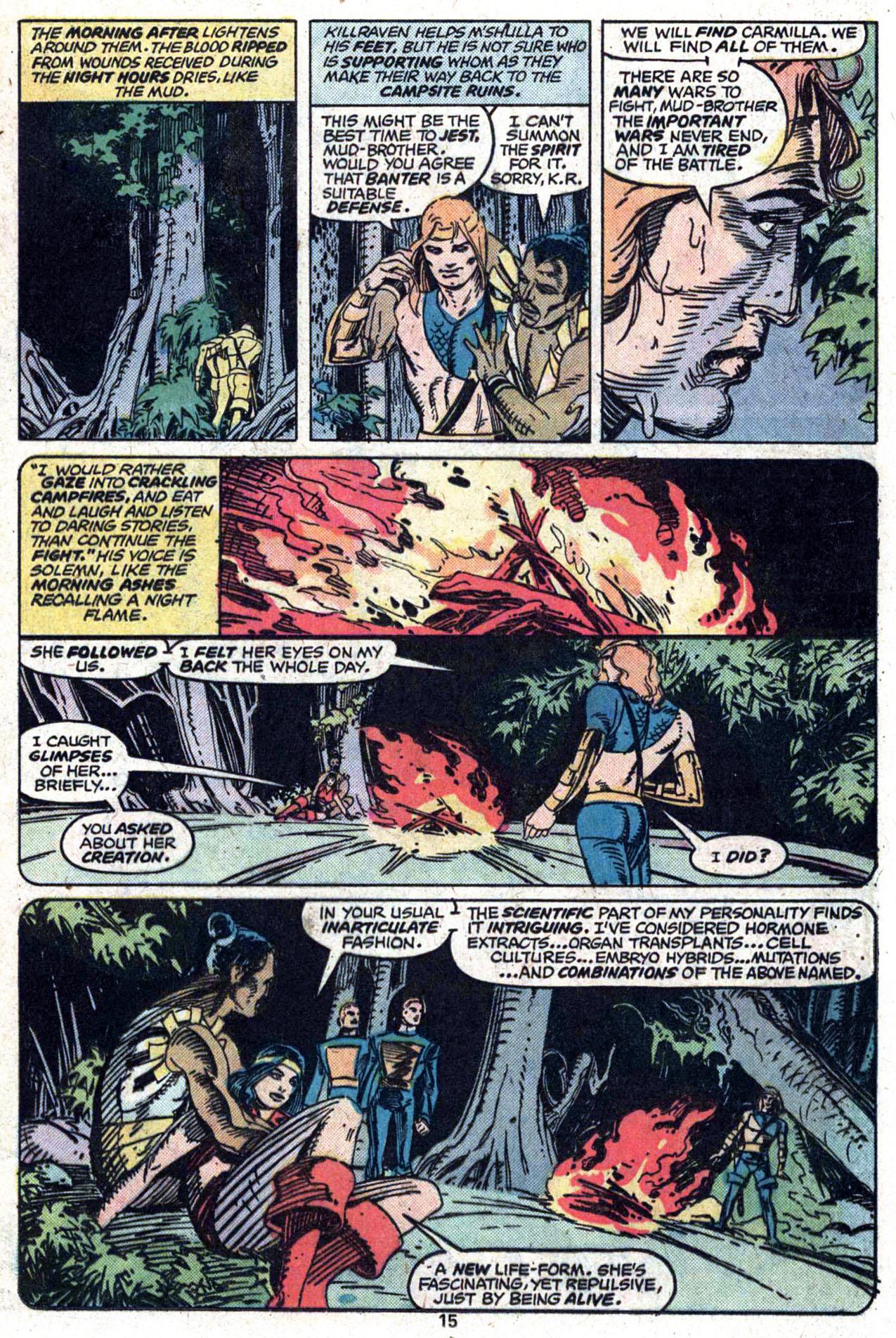 Read online Amazing Adventures (1970) comic -  Issue #39 - 17