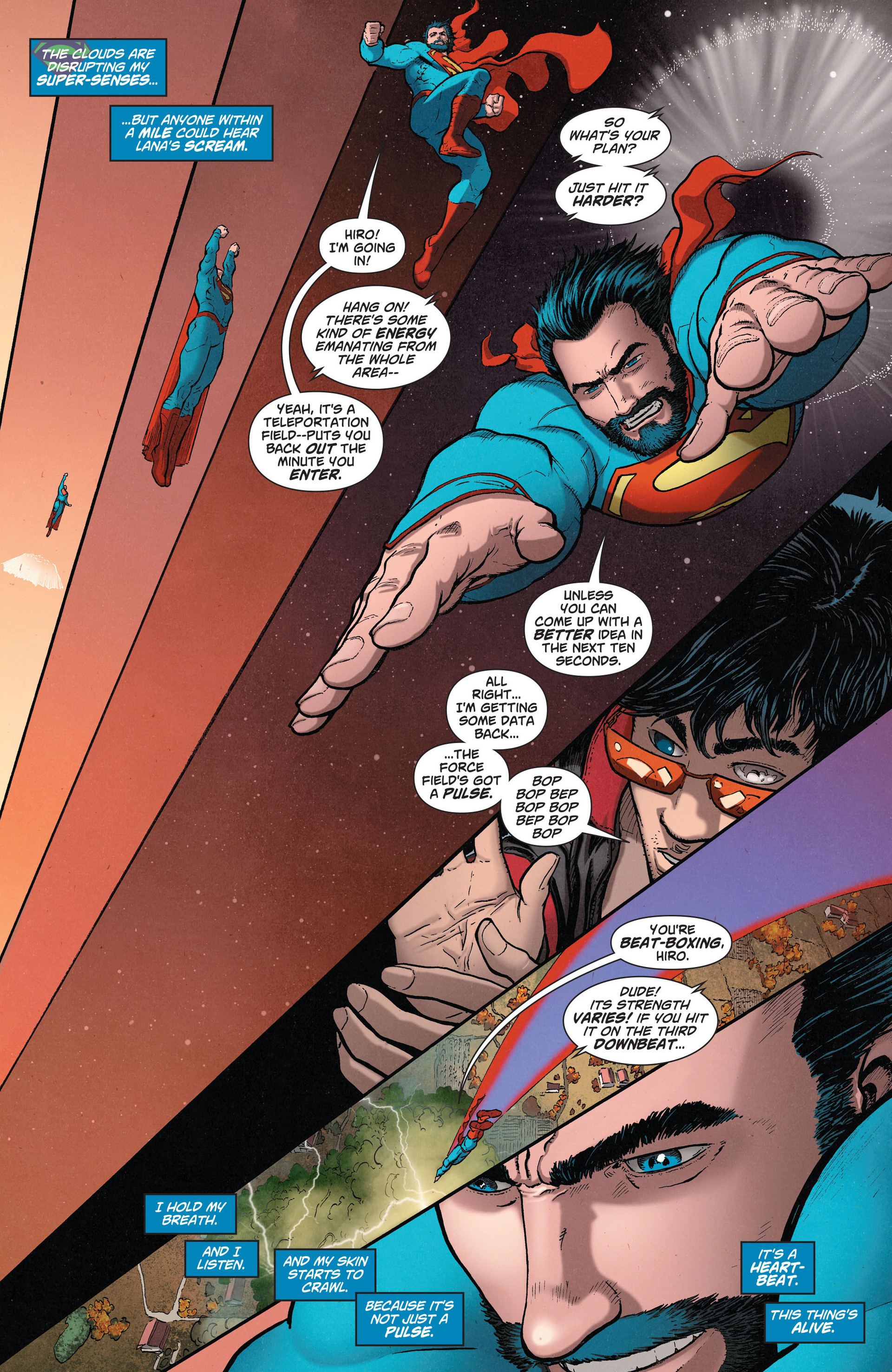Read online Action Comics (2011) comic -  Issue #36 - 14