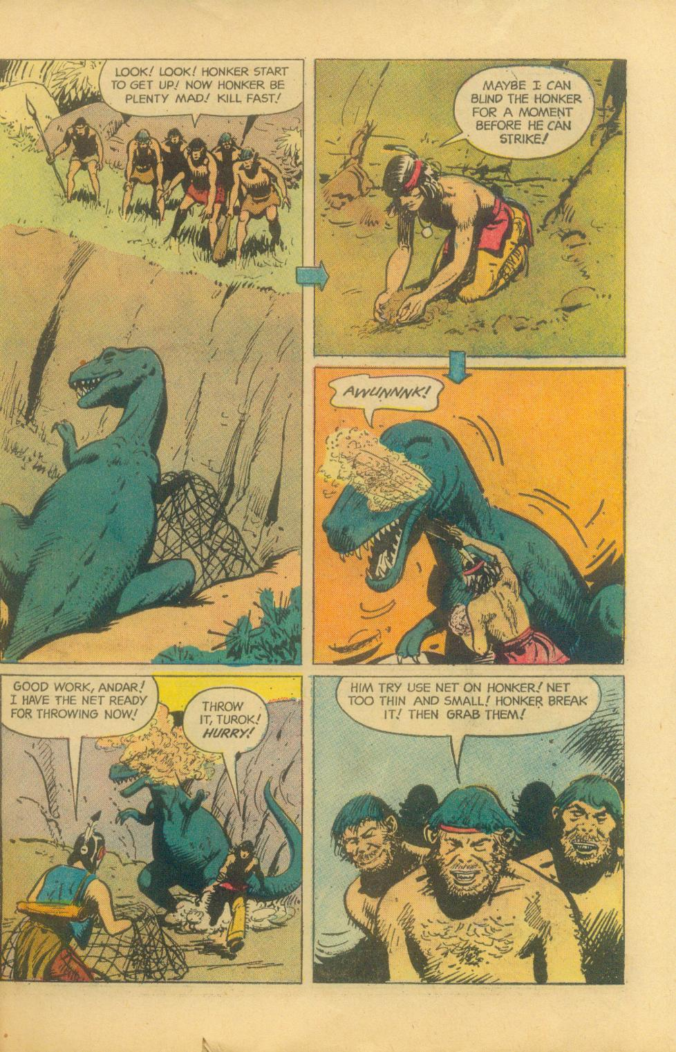 Read online Turok, Son of Stone comic -  Issue #29 - 31