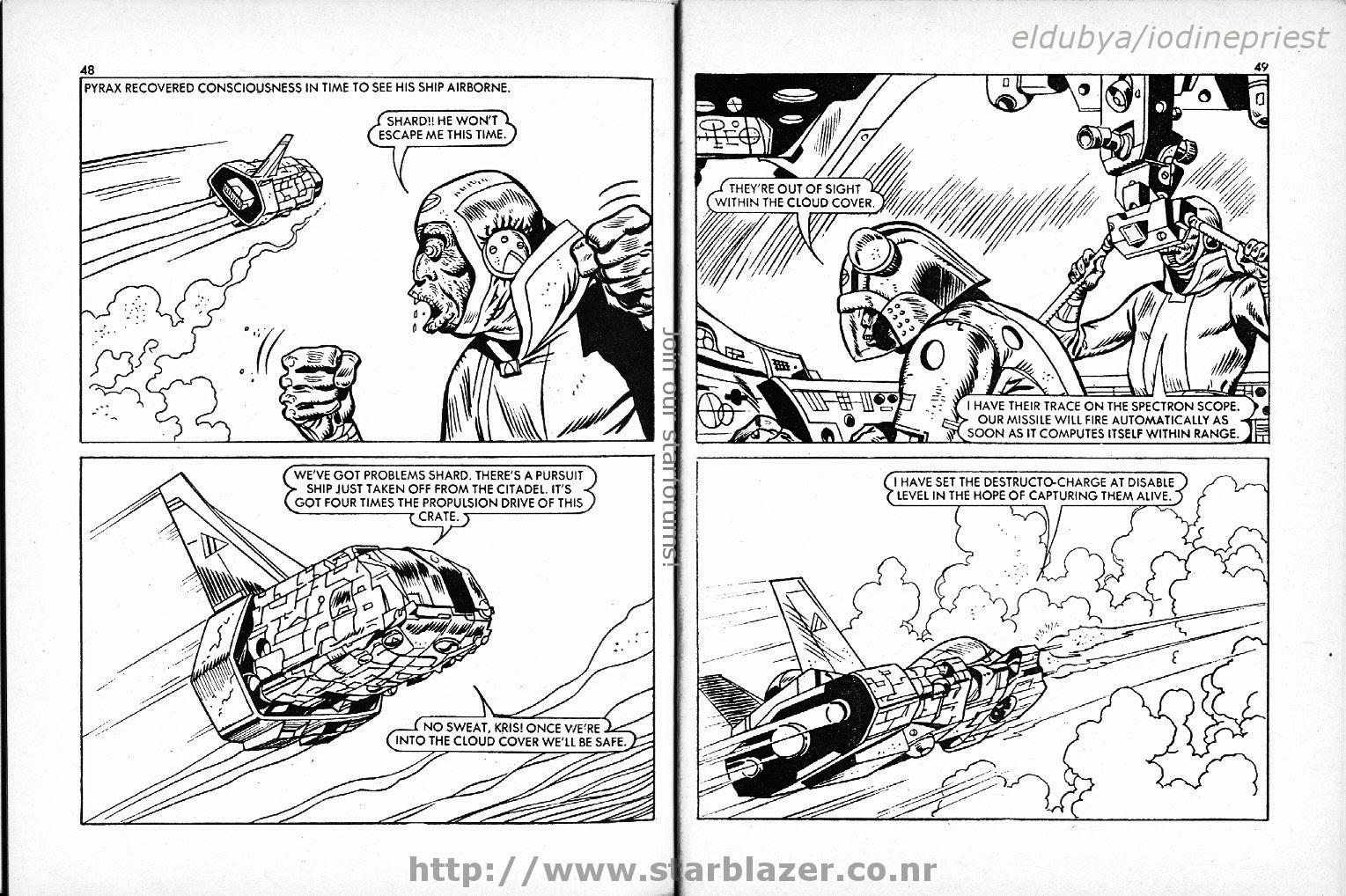 Starblazer issue 114 - Page 26