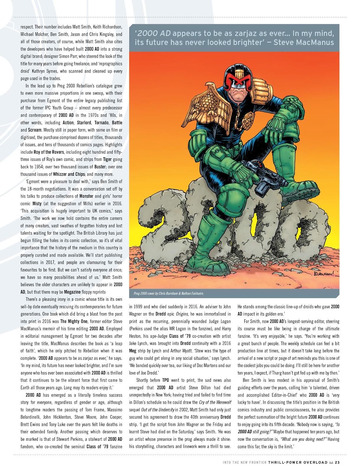 Judge Dredd Megazine (Vol. 5) Issue #381 #180 - English 23