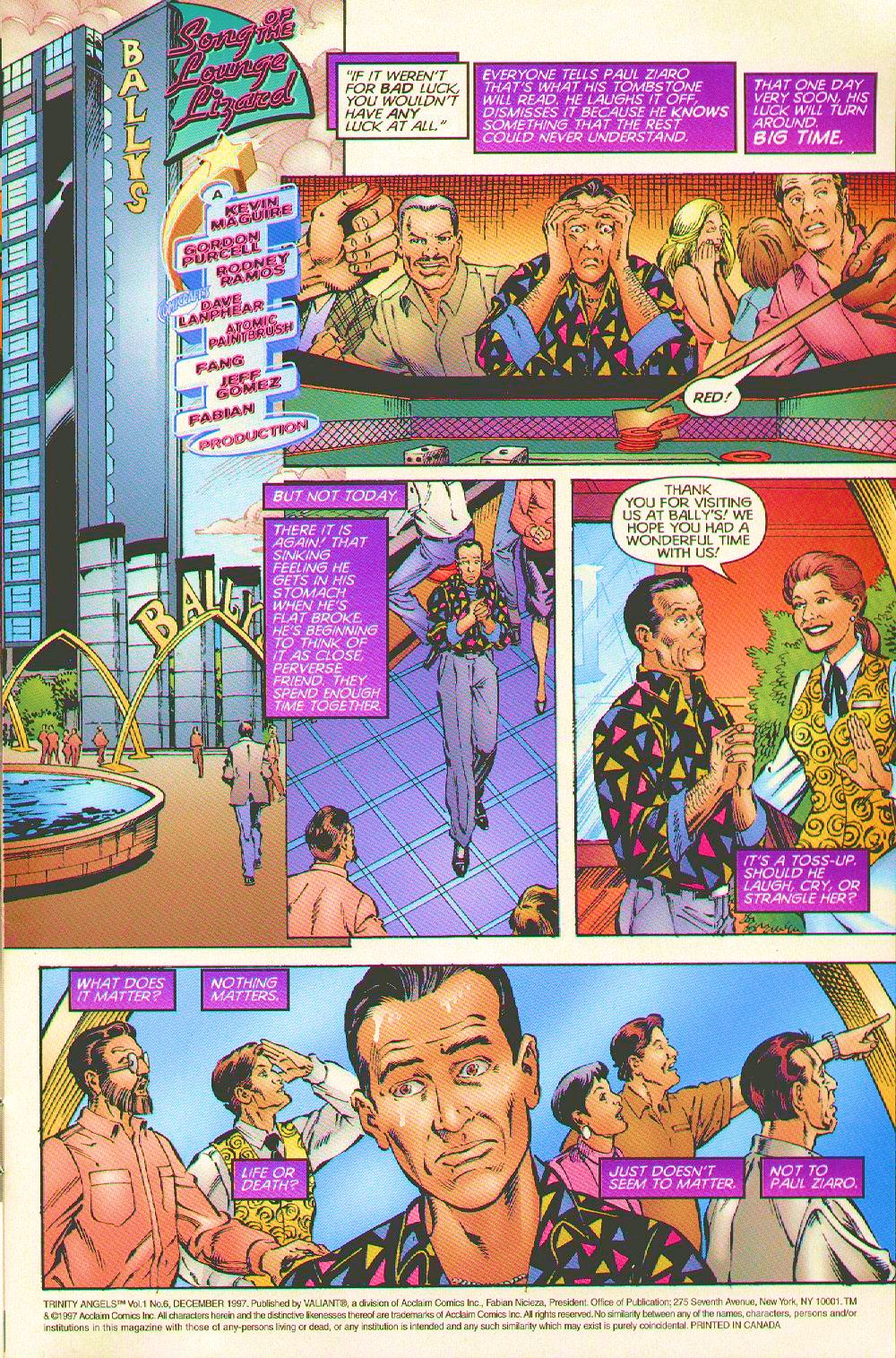 Read online Trinity Angels comic -  Issue #6 - 2