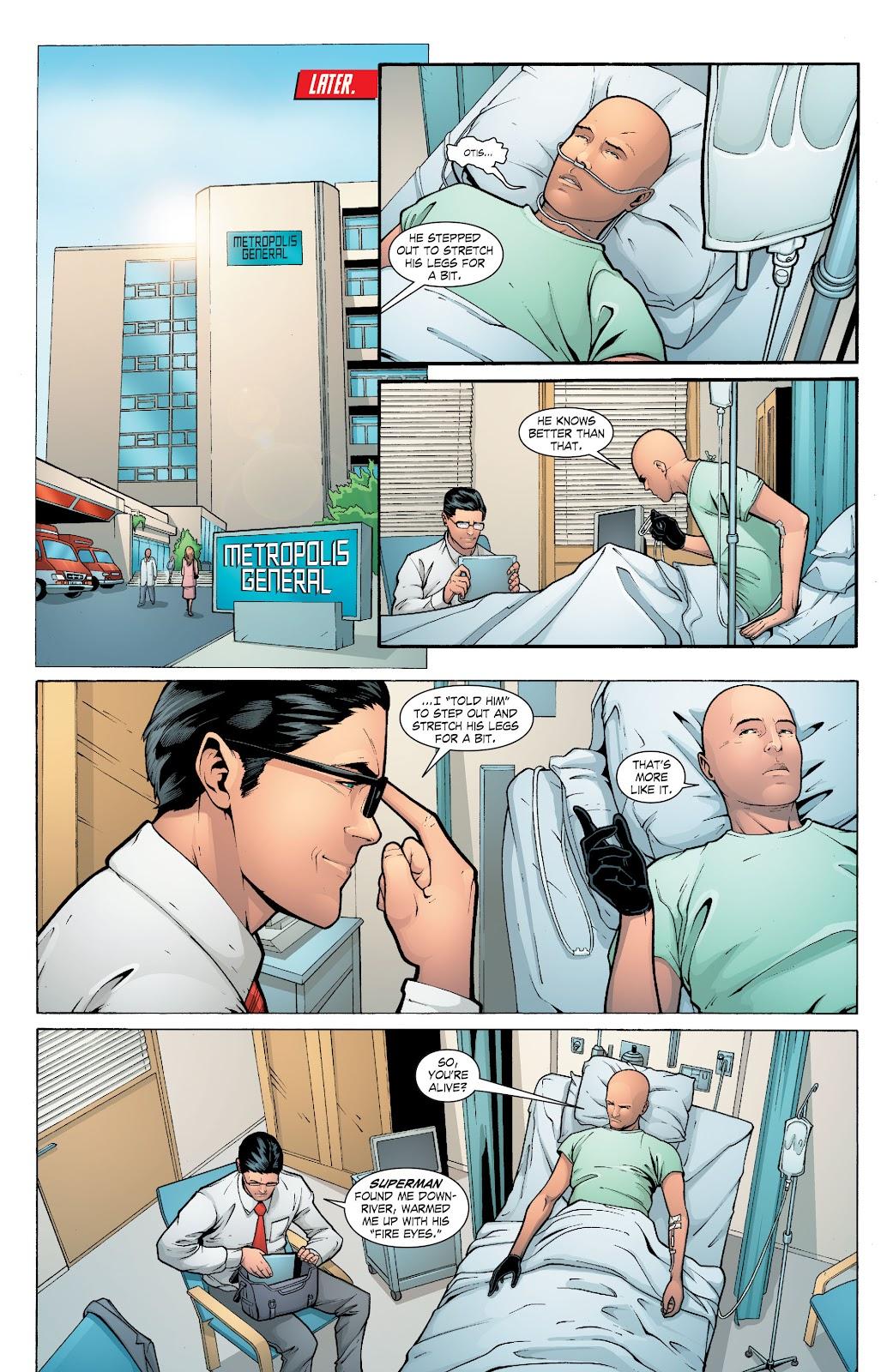 Read online Smallville Season 11 [II] comic -  Issue # TPB 6 - 165