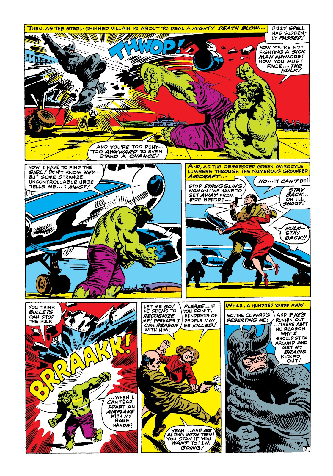 Read online Marvel Masterworks: The Incredible Hulk comic -  Issue # TPB 4 (Part 1) - 41