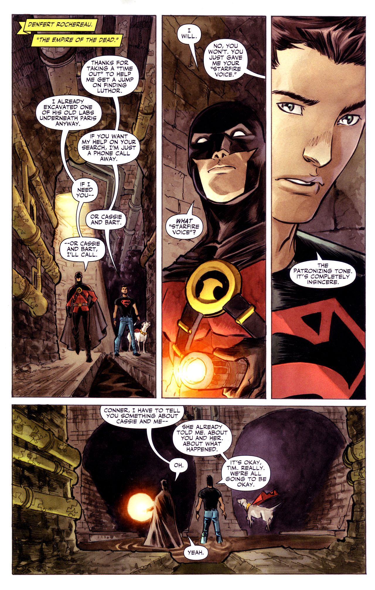 Read online Adventure Comics (2009) comic -  Issue #3 - 15