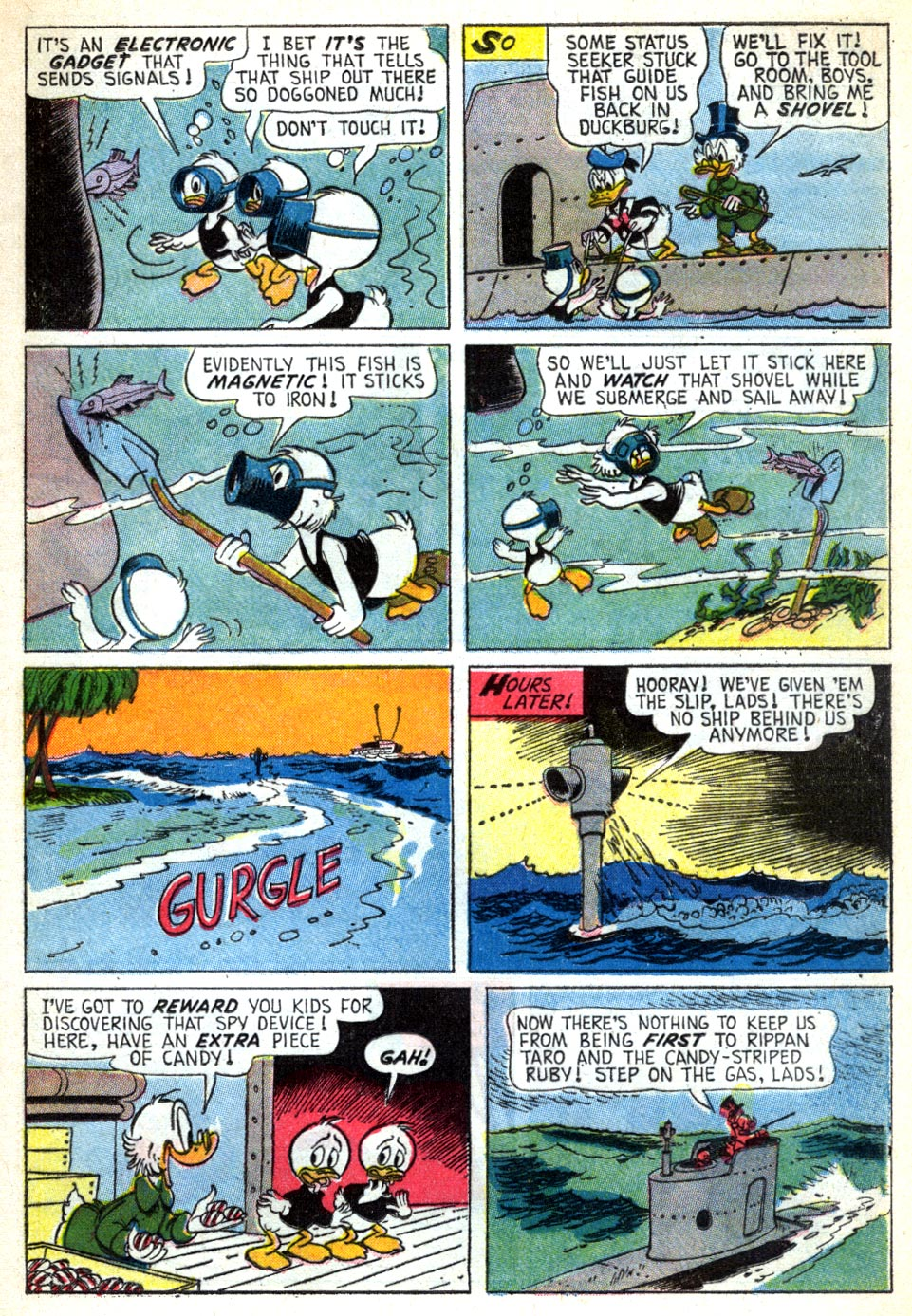 Read online Uncle Scrooge (1953) comic -  Issue #41 - 13
