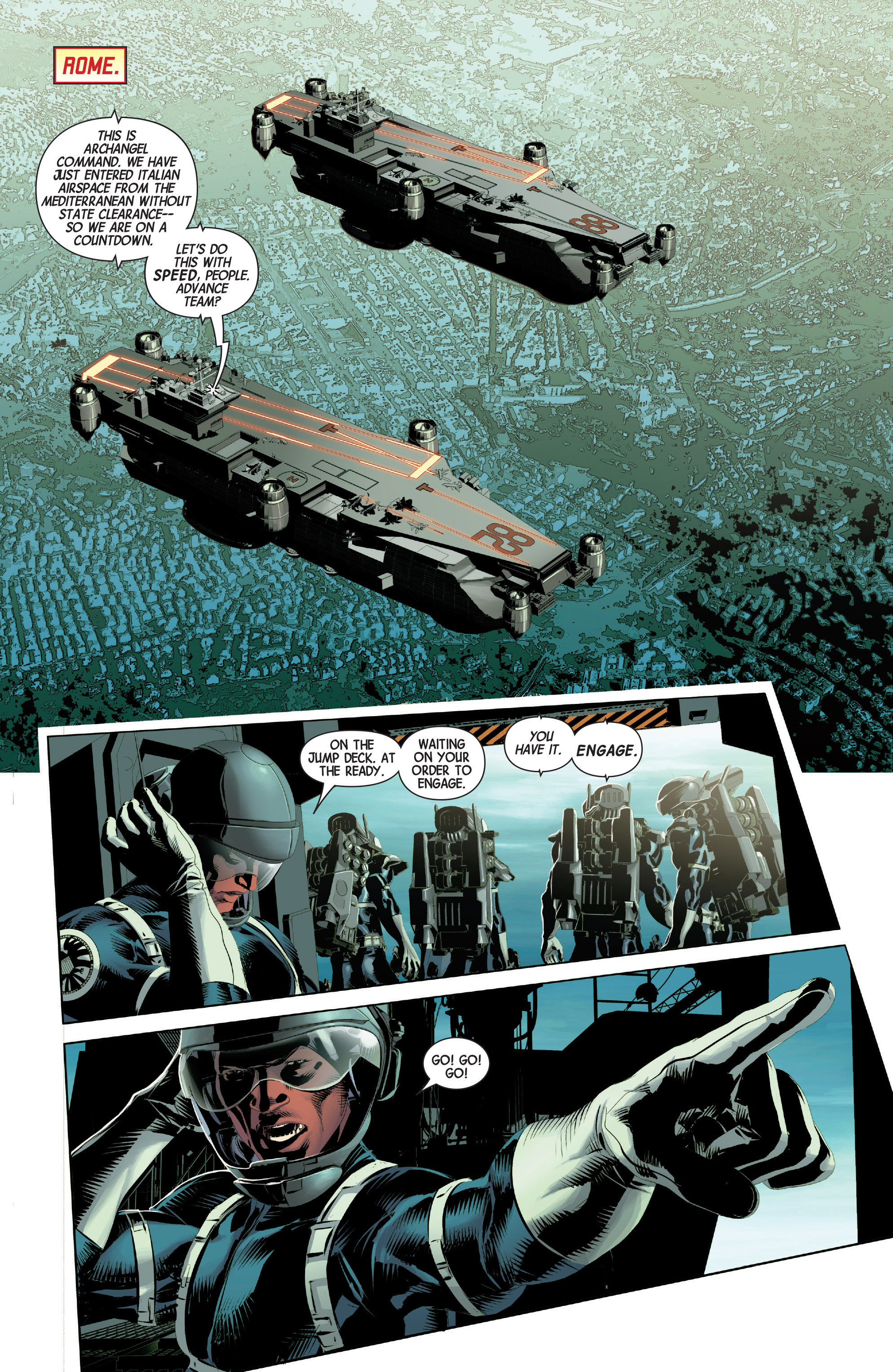 Read online Avengers (2013) comic -  Issue #37 - 5