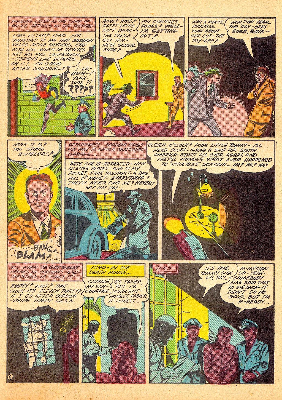 Read online Sensation (Mystery) Comics comic -  Issue #25 - 37