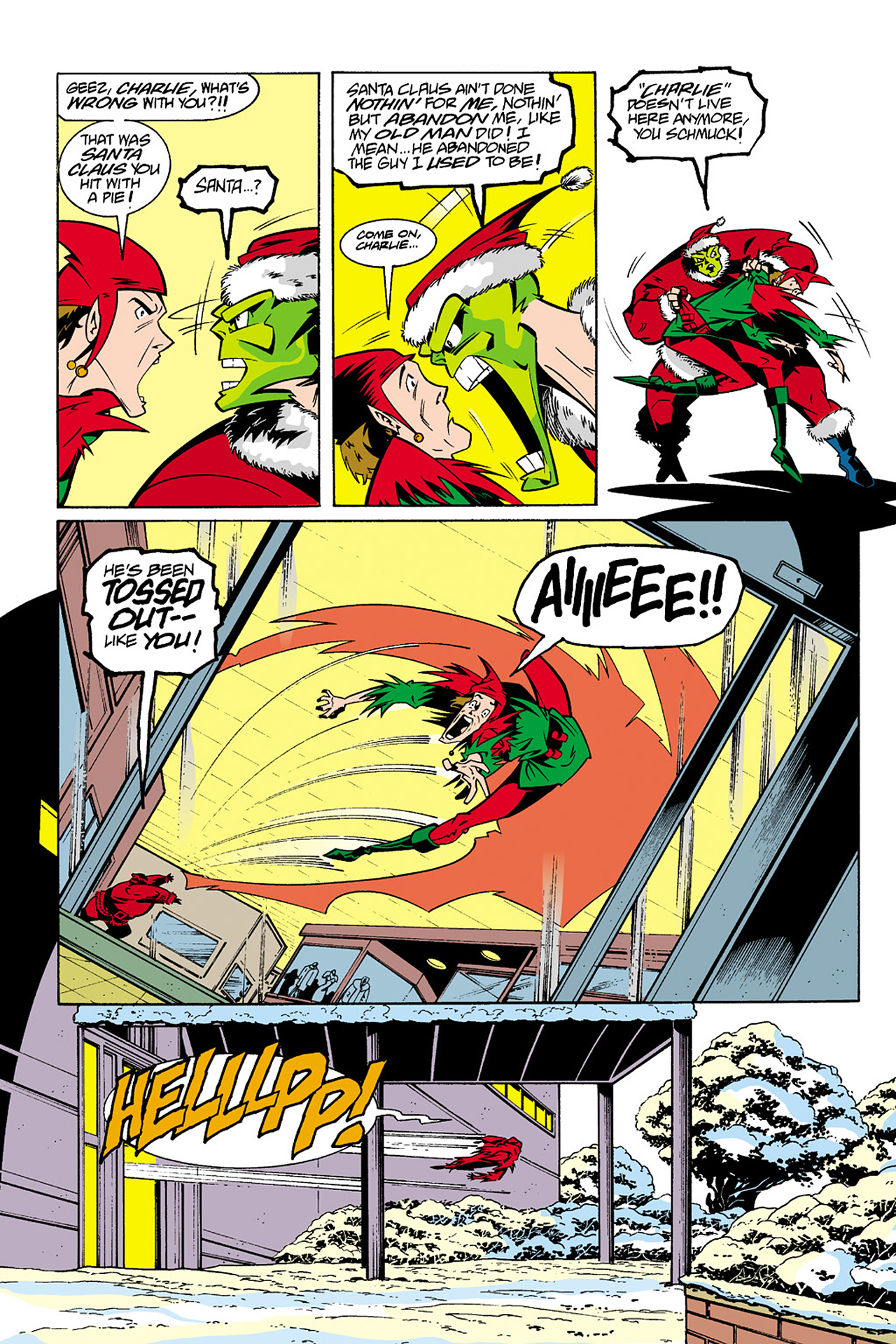 Read online Adventures Of The Mask Omnibus comic -  Issue #Adventures Of The Mask Omnibus Full - 322