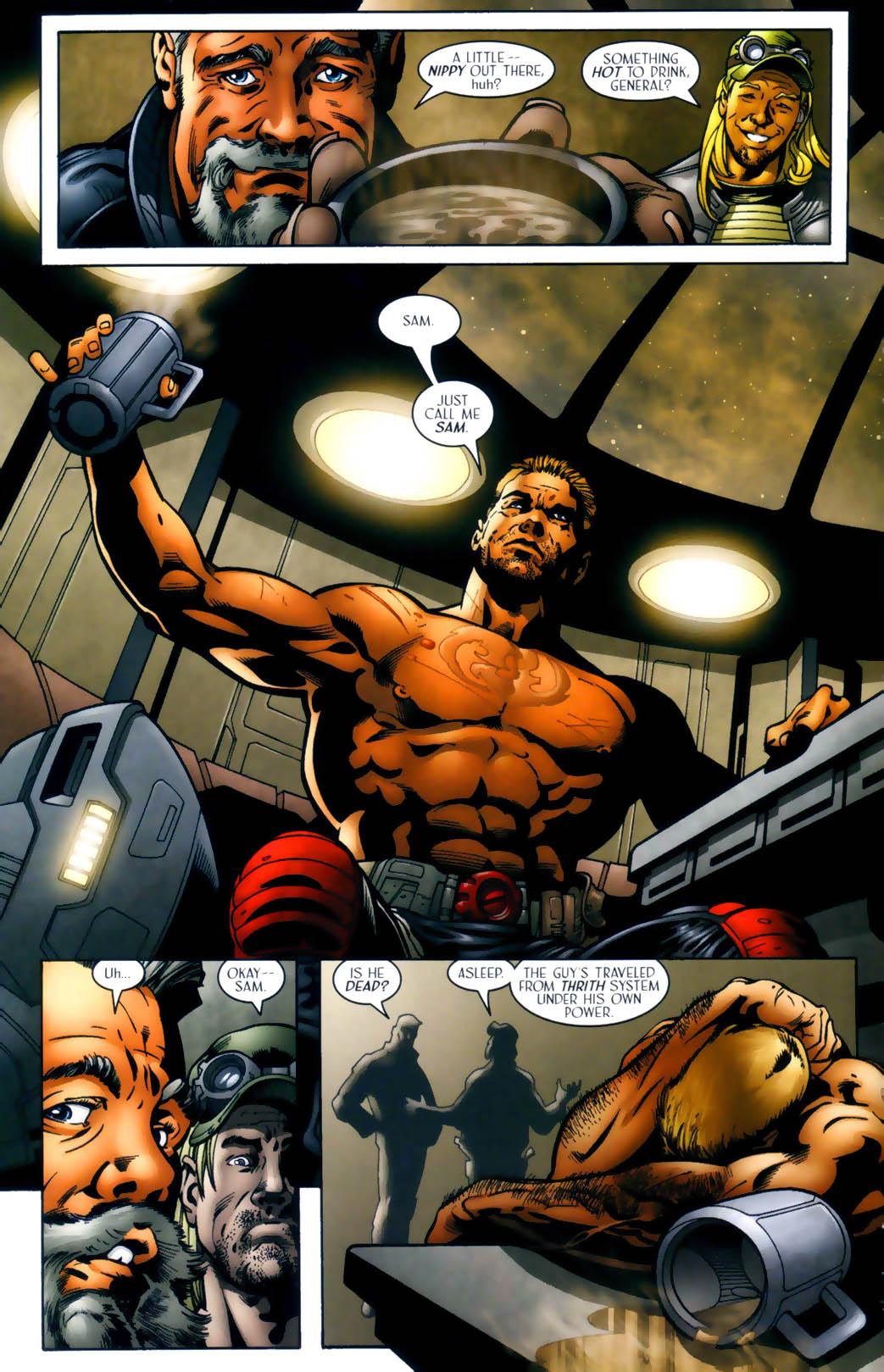 Read online Sigil (2000) comic -  Issue #30 - 9
